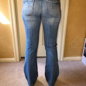 Vintage bootcut jeans
